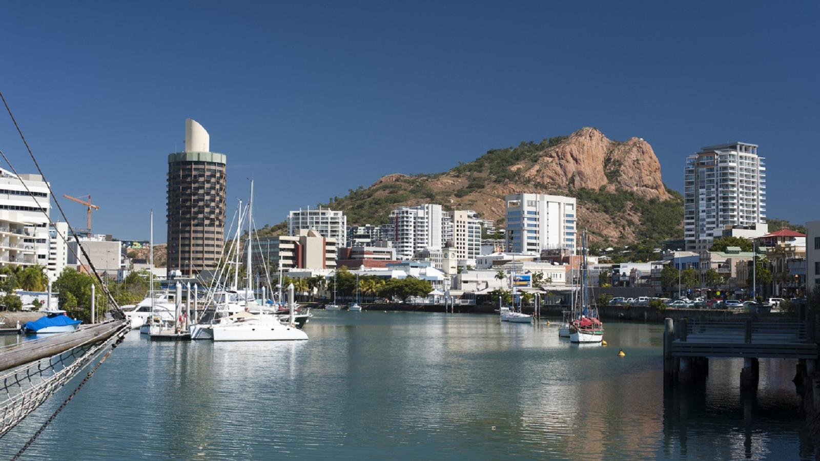 Location Townsville