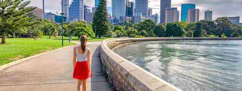Student in Sydney, Australia