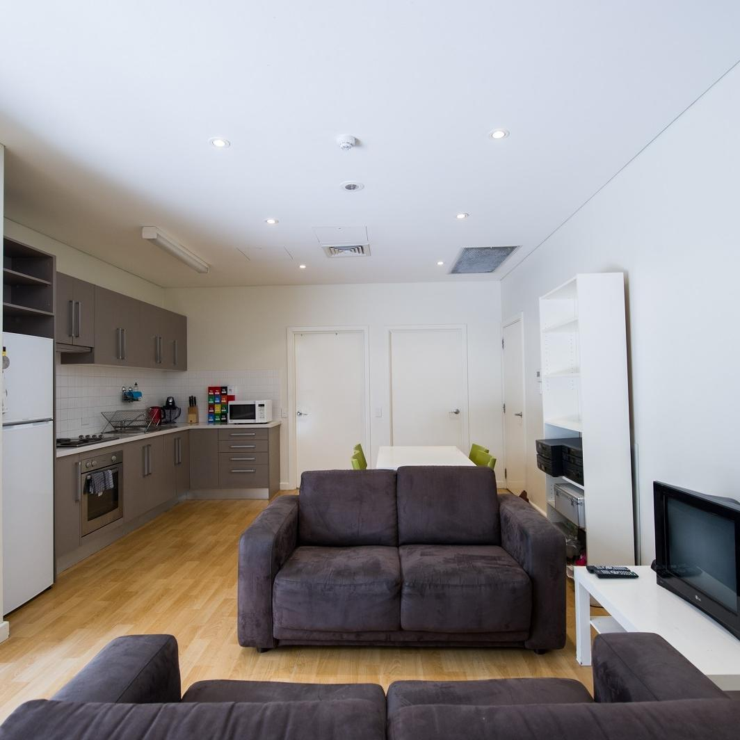 Student Living City West - 4 Bedroom Apartment