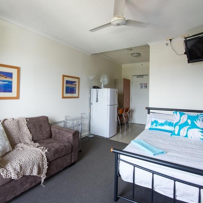 UniLodge Standard Studio Apartment Air & Balcony