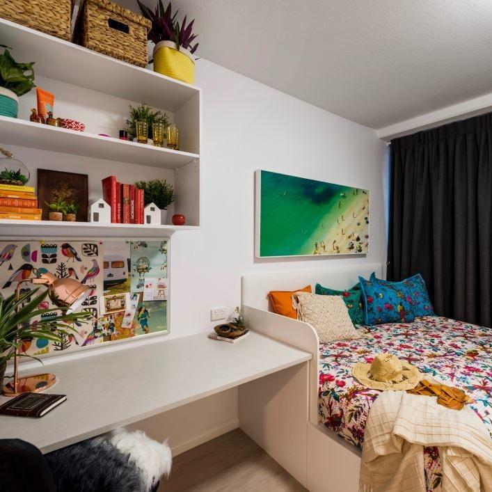 UniLodge School St Studio Apartment