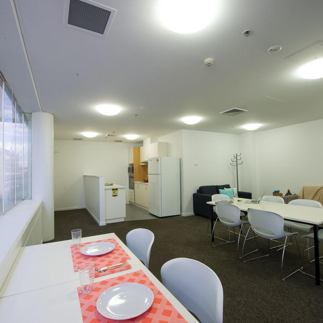 UniLodge Canberra Weeden Lodge Shared Studio
