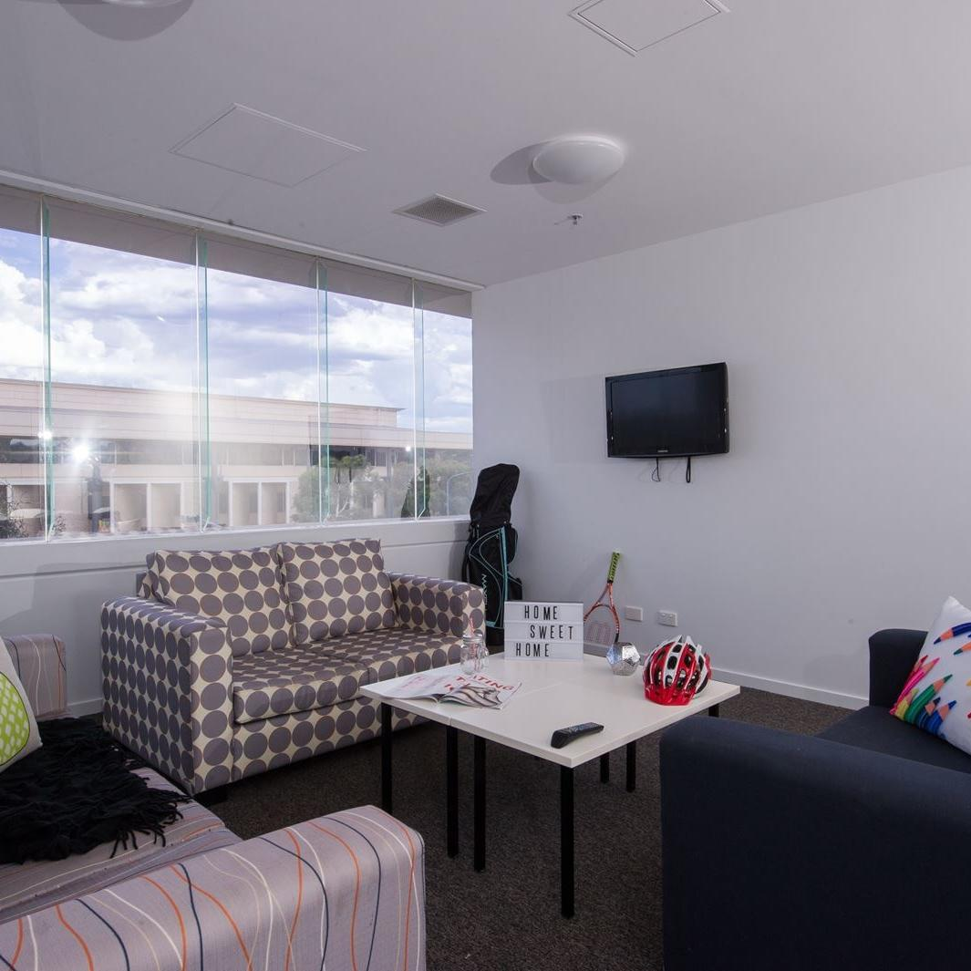 UniLodge Canberra Weeden Lodge 7 Bedroom Apartment