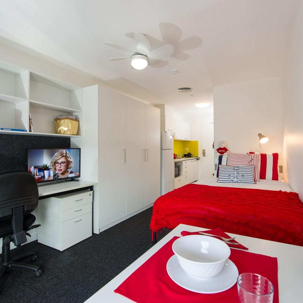 UniLodge @ Victoria University Studio Apartment