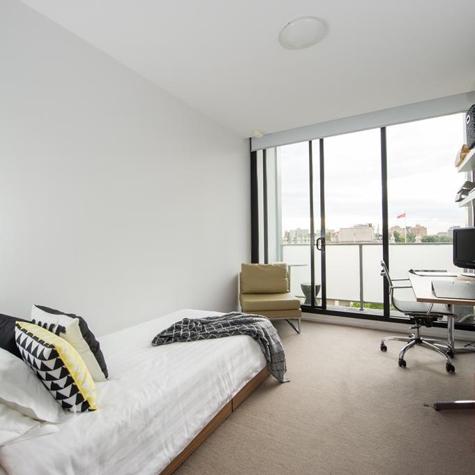 UniLodge D2 Studio Apartment