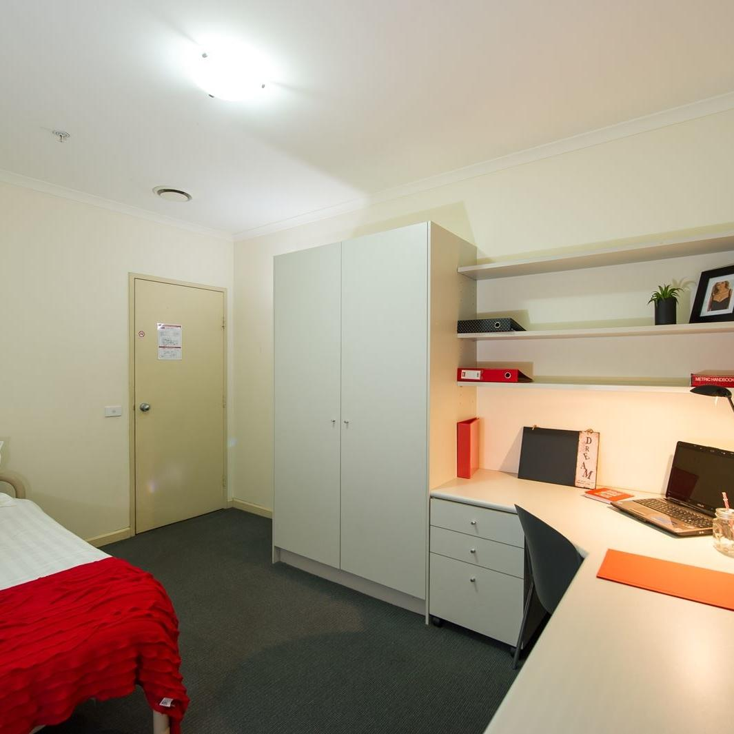 UniLodge A'Beckett - Residences or Hostel Single