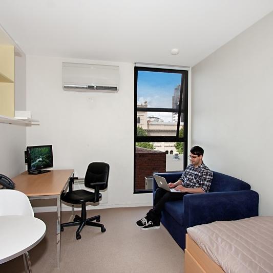 UniLodge on Campus Studio Apartment