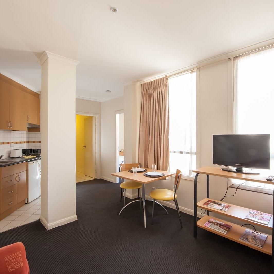 UniLodge on Flinders 2 Bedroom Apartment