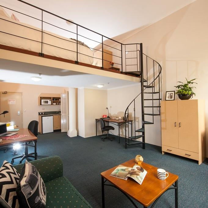 UniLodge Broadway Twin Share Apartment