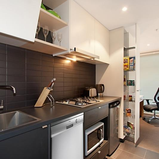 UniLodge on Villiers - 1 Bedroom Apartment