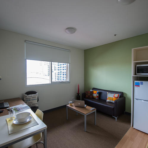 UniLodge Metro Adelaide - 2 bedroom deluxe apartment