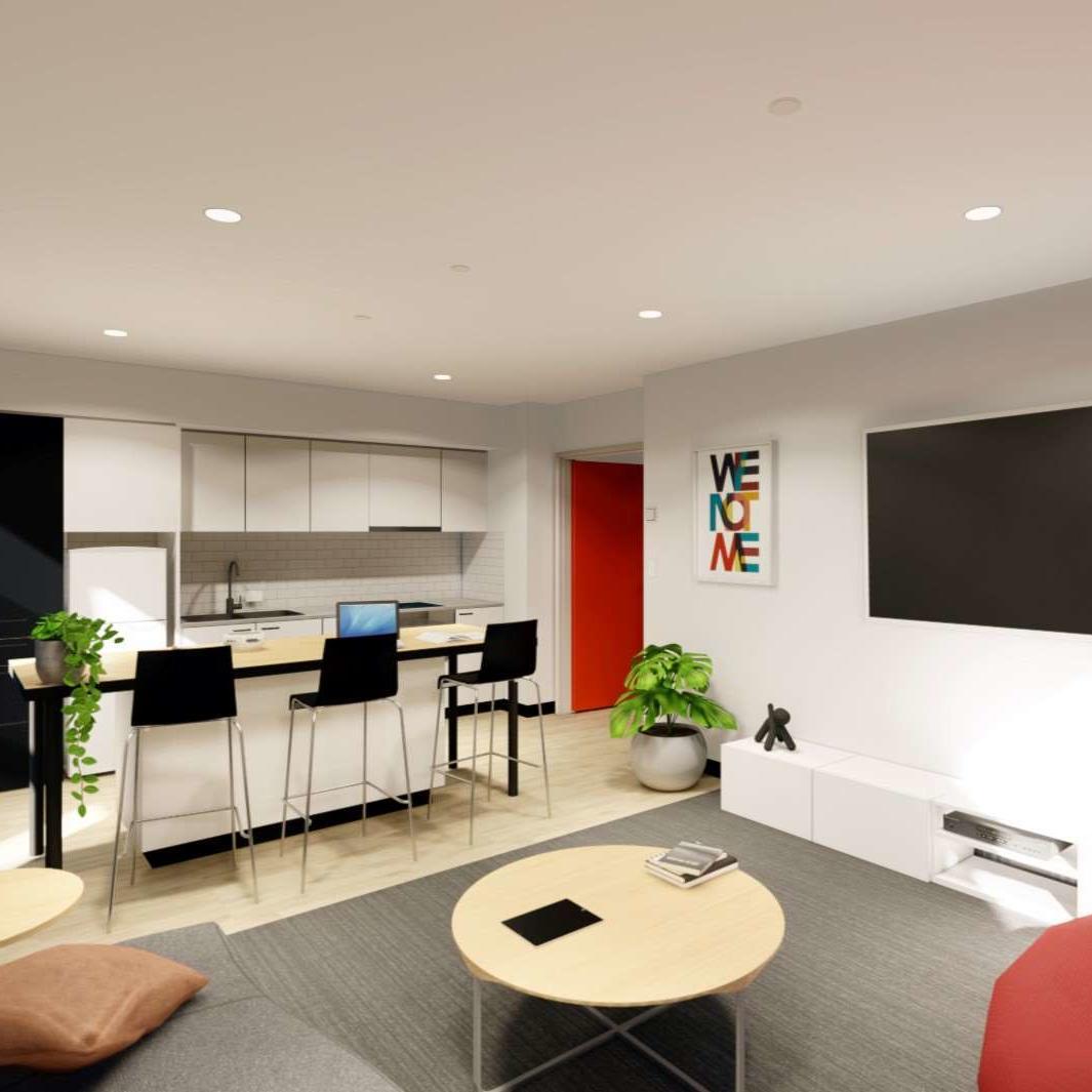 UniLodge City Gardens 6 Bedroom Apartment