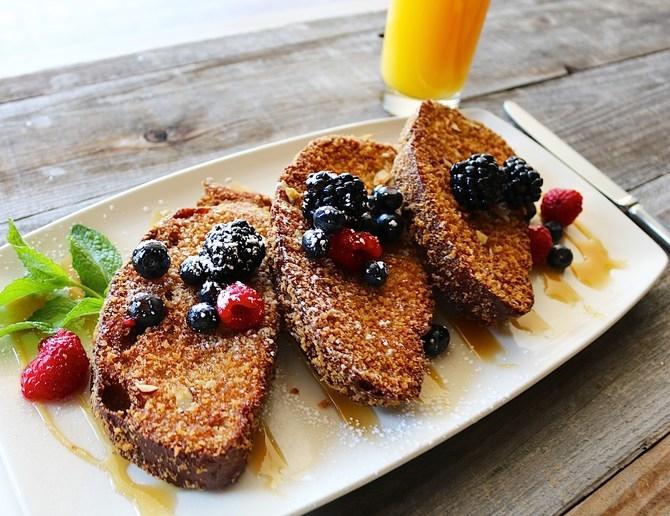 Trillium French Toast