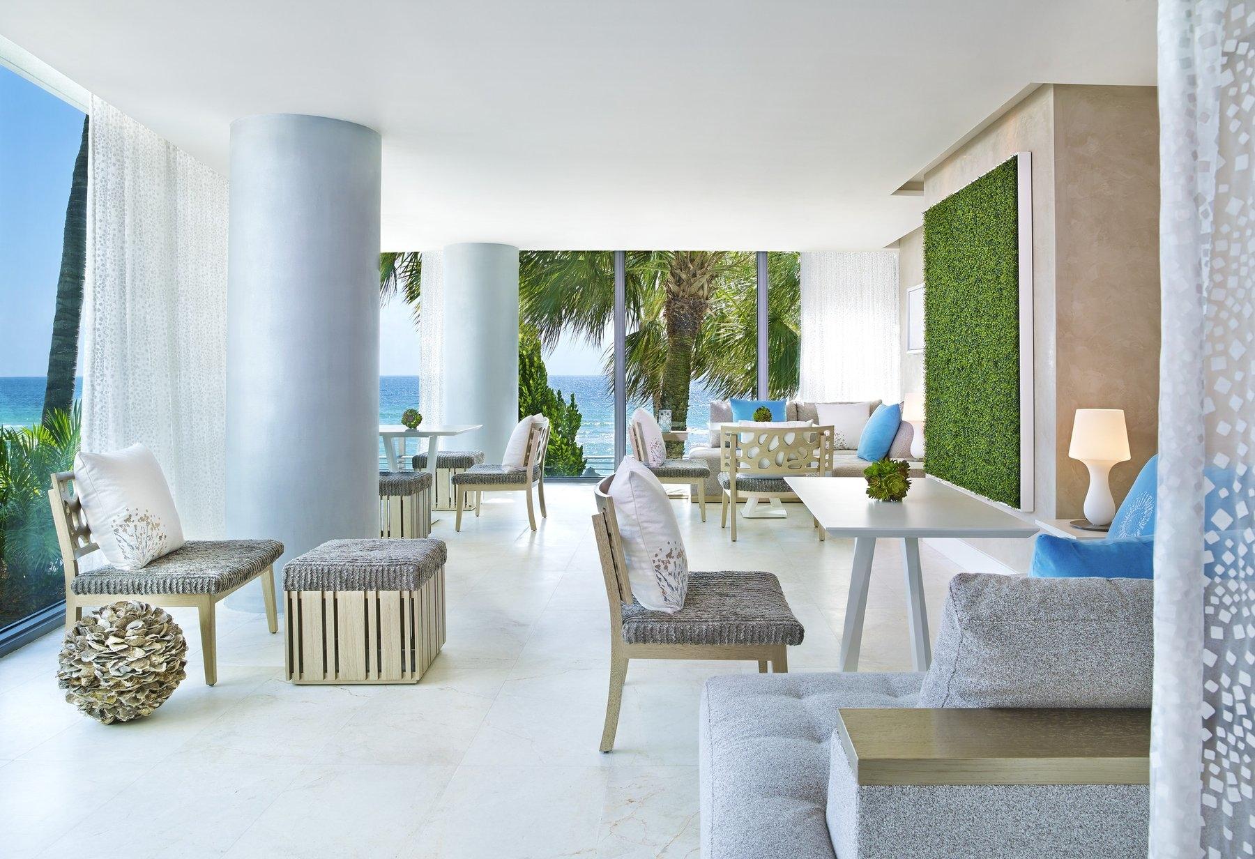 Spa Cafe - The Diplomat Beach Resort, Miami, FL
