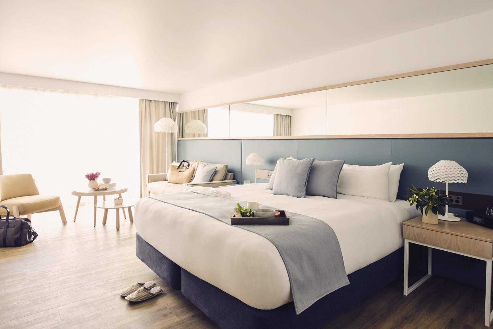 Room at Daydream Island resort