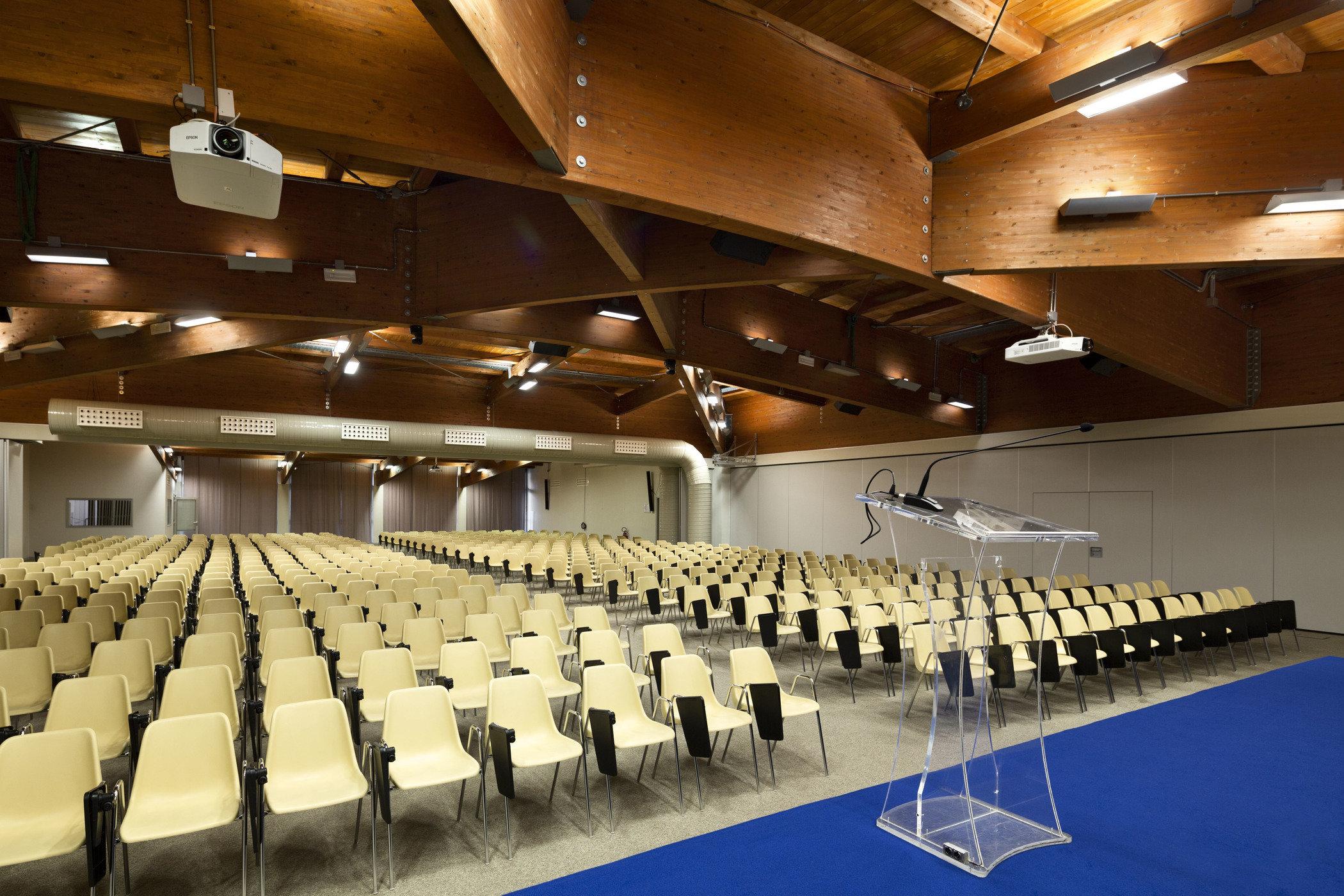 Meeting room at UNAWAT Bologna San Lazzaro