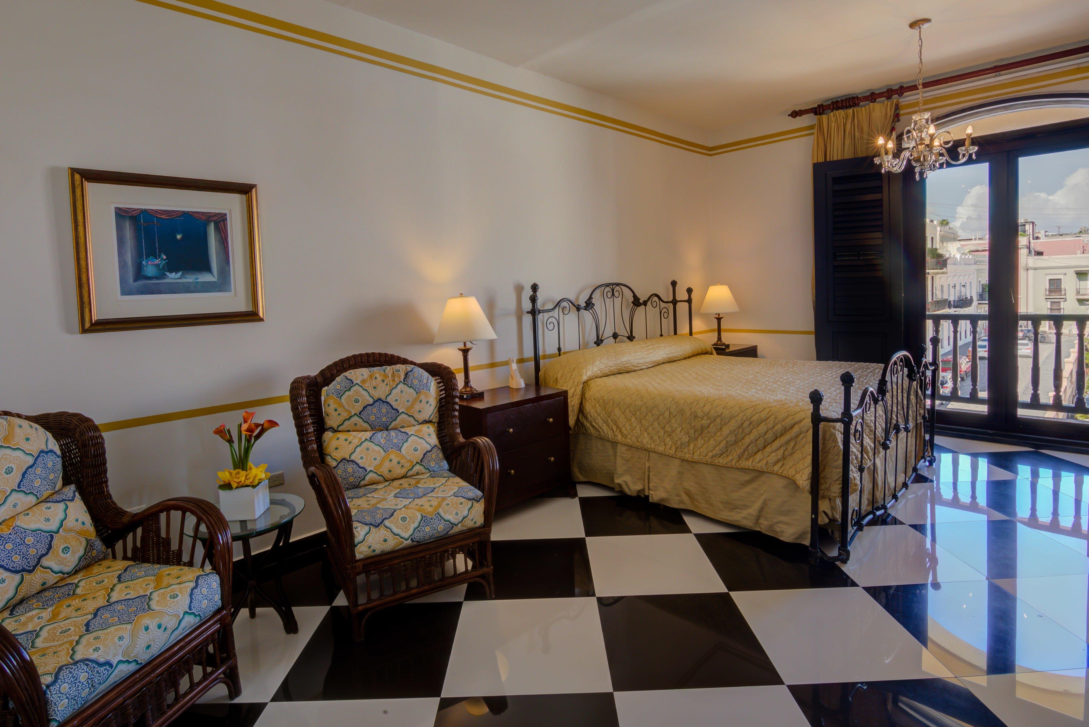 Pablo Casals Suite Bedroom