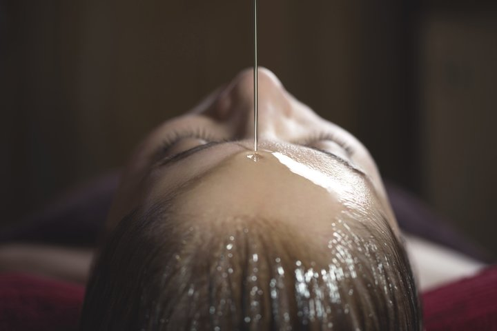 Wellness teraphy in Italian hotel