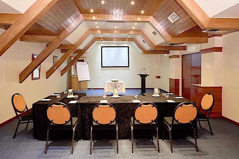 La Montagne Property Conference Room