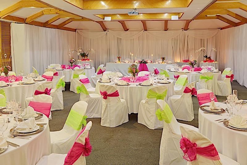 La Montagne Property Wedding Venue