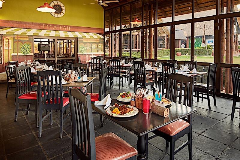 Magalies Park Property Restaurant