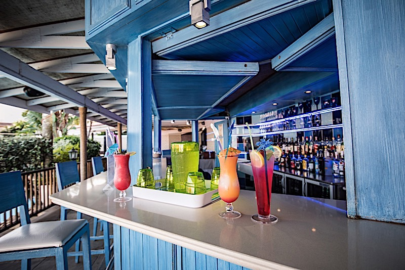 La Côte d'Azur bar