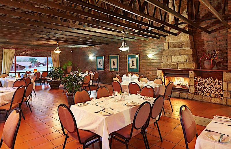 Qwantani Berg And Bush Resort Restaurant
