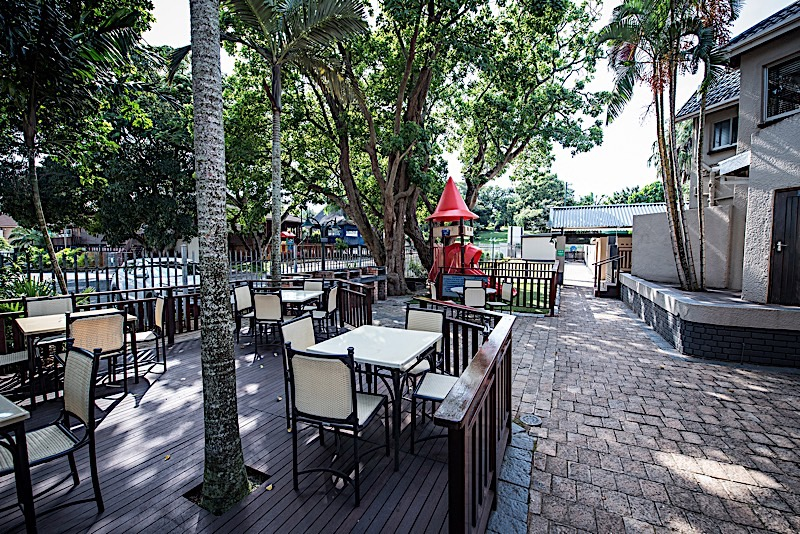 Lake View Cabanas Property  Restaurant