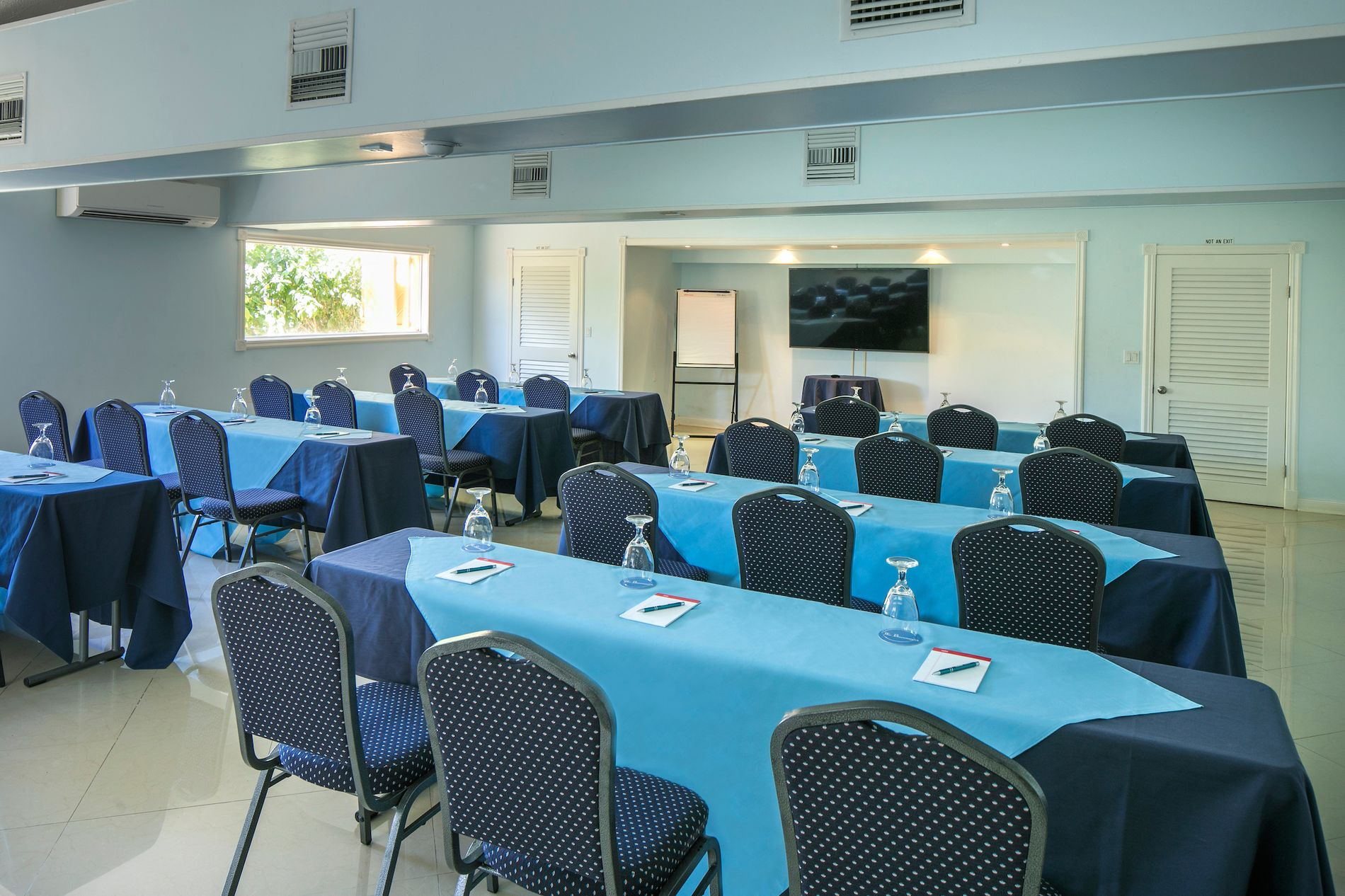 Beach Meeting Room