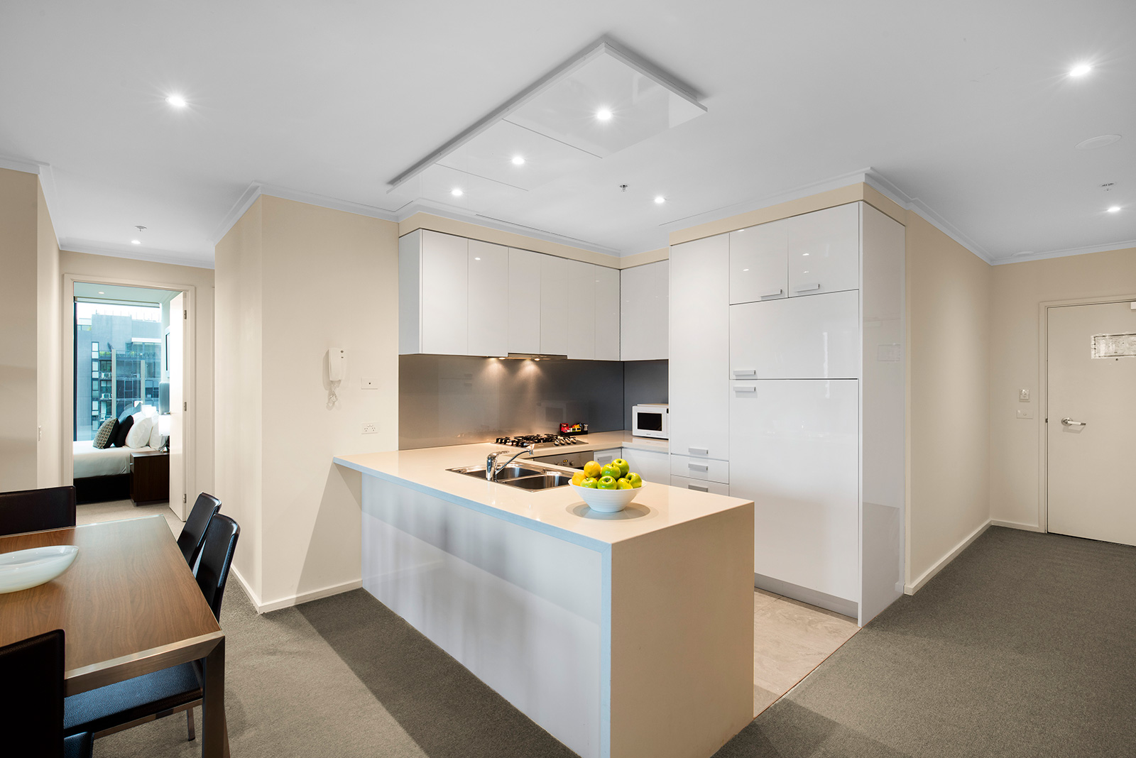 two bedroom apartment Melbourne