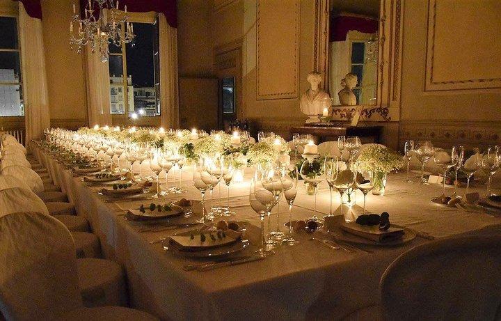 Dinner Gala at Leone Blu Suites   UNA Esperienze