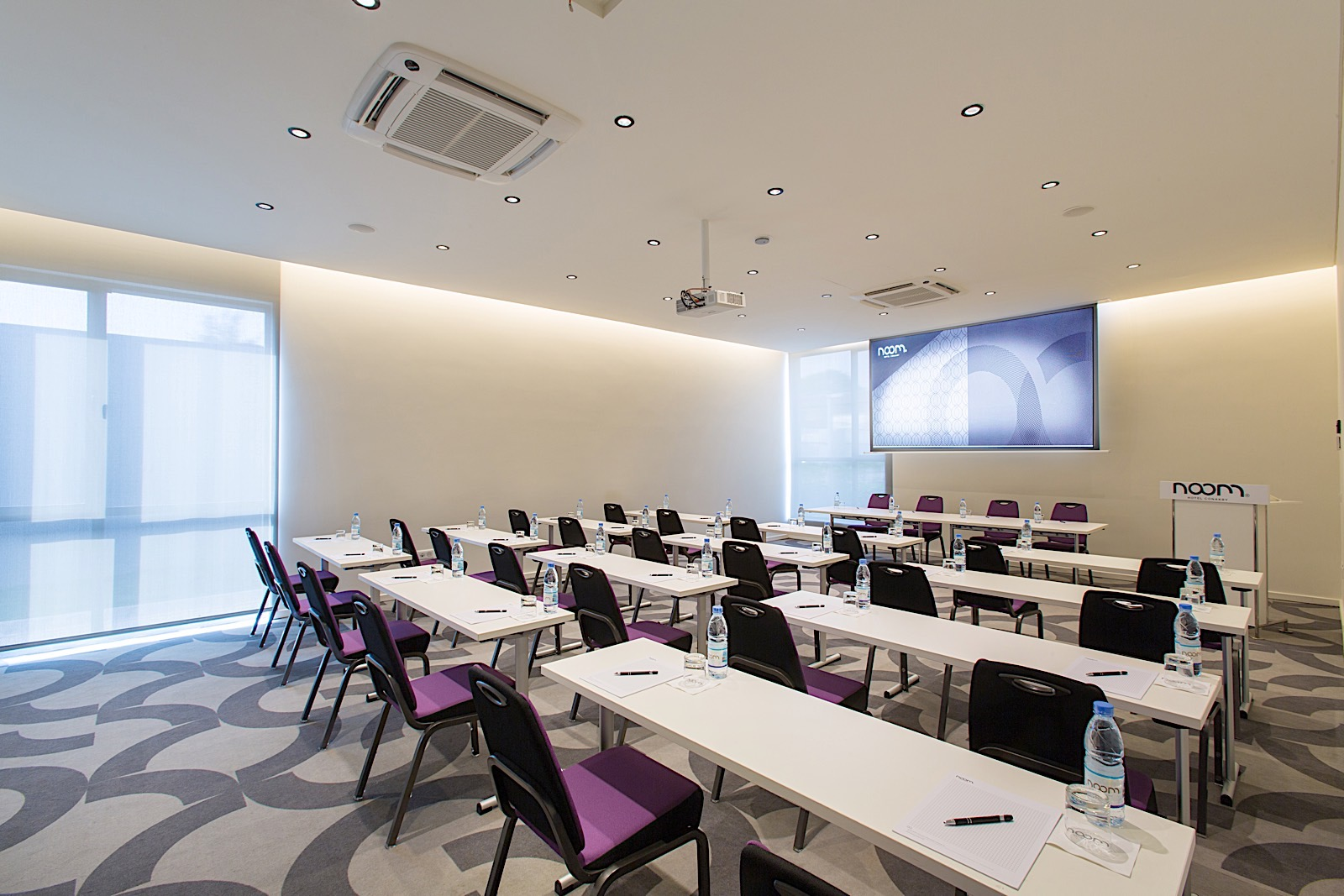 Conference Room at Noom Hotel Conakry