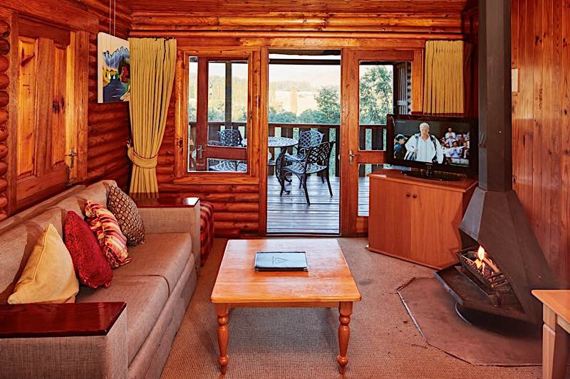 Bushmans Nek-1-Bed-Log-Cabin