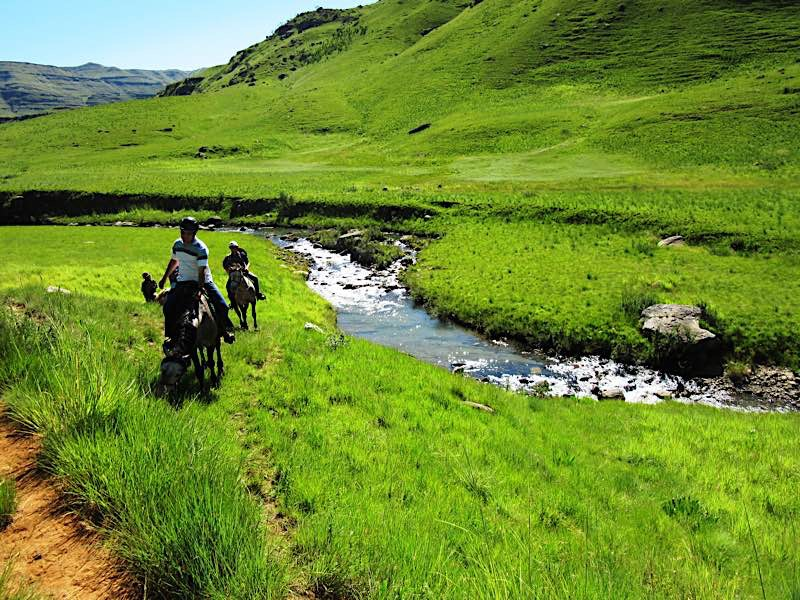 Bushmans-Nek-Horseriding