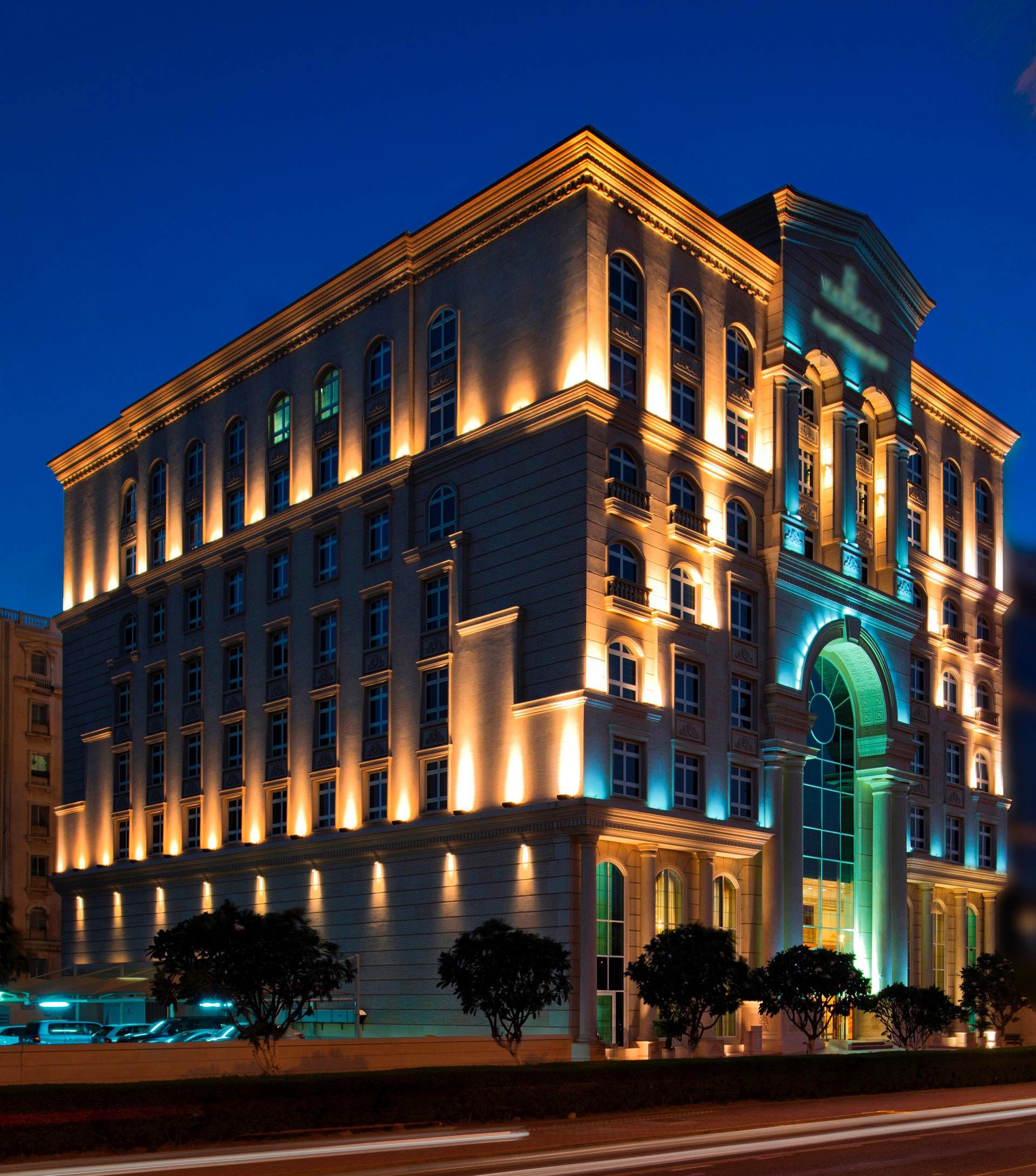 Warwick Doha facade