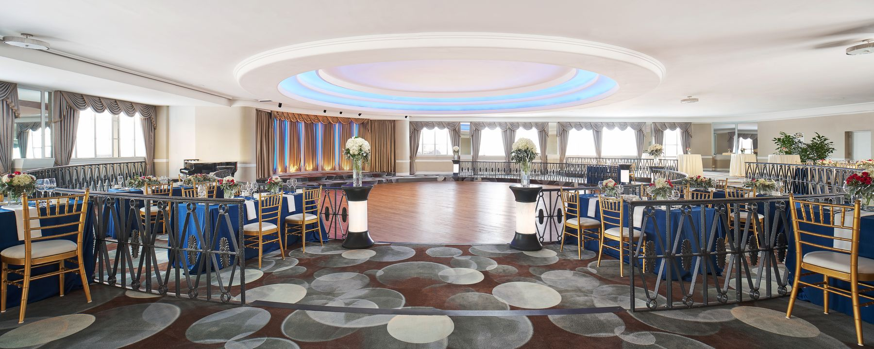 The Skyway Ballroom at The Peabody Memphis - Events