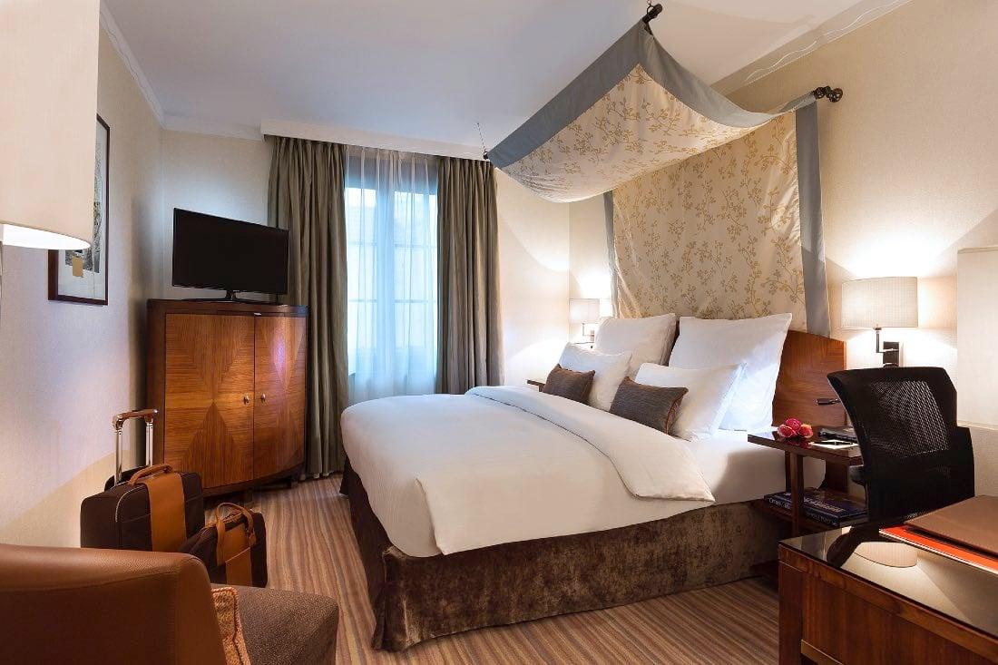 Premium Room at Warwick Brussels Hotel