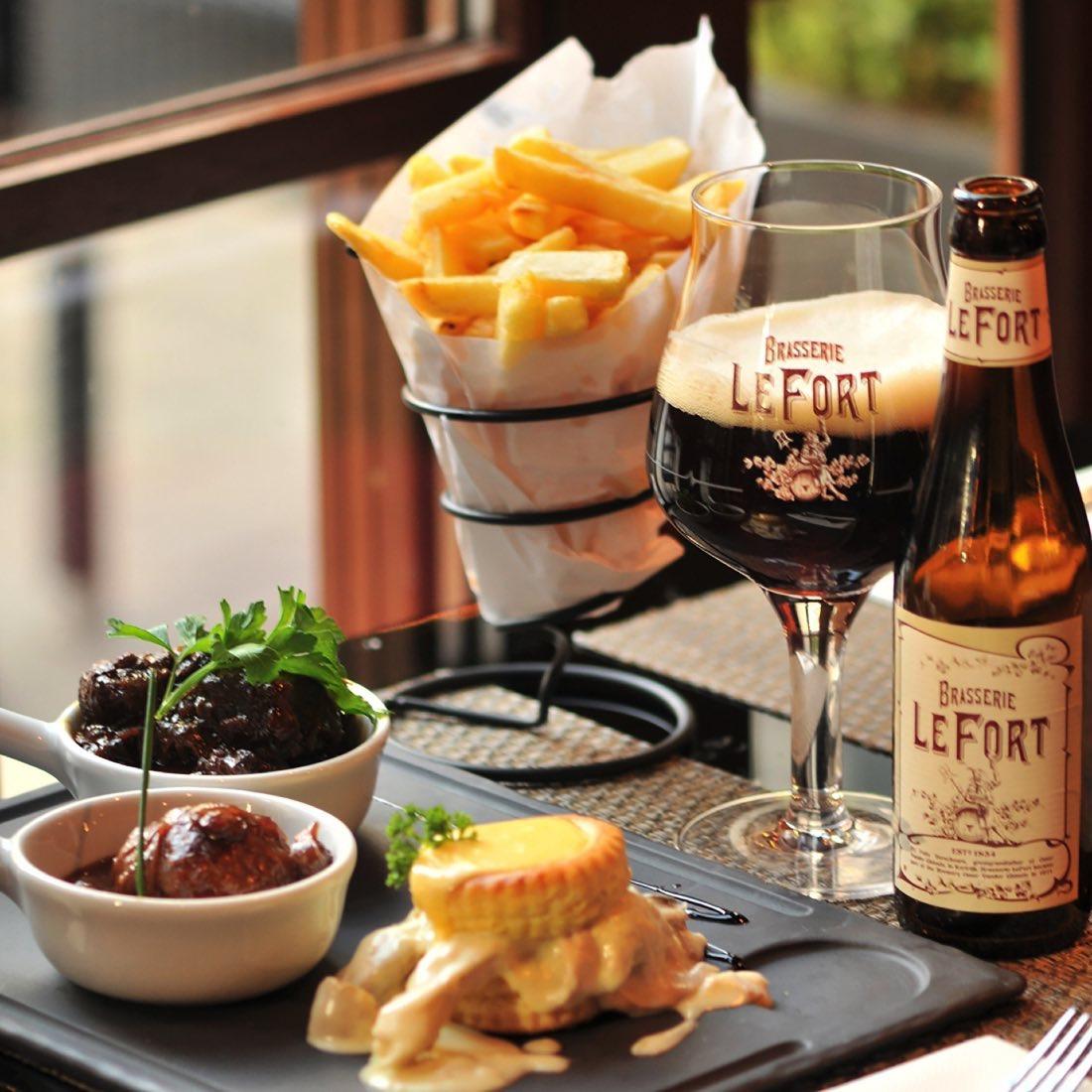 Chutney's Restaurant Belgium Best Seller Dish