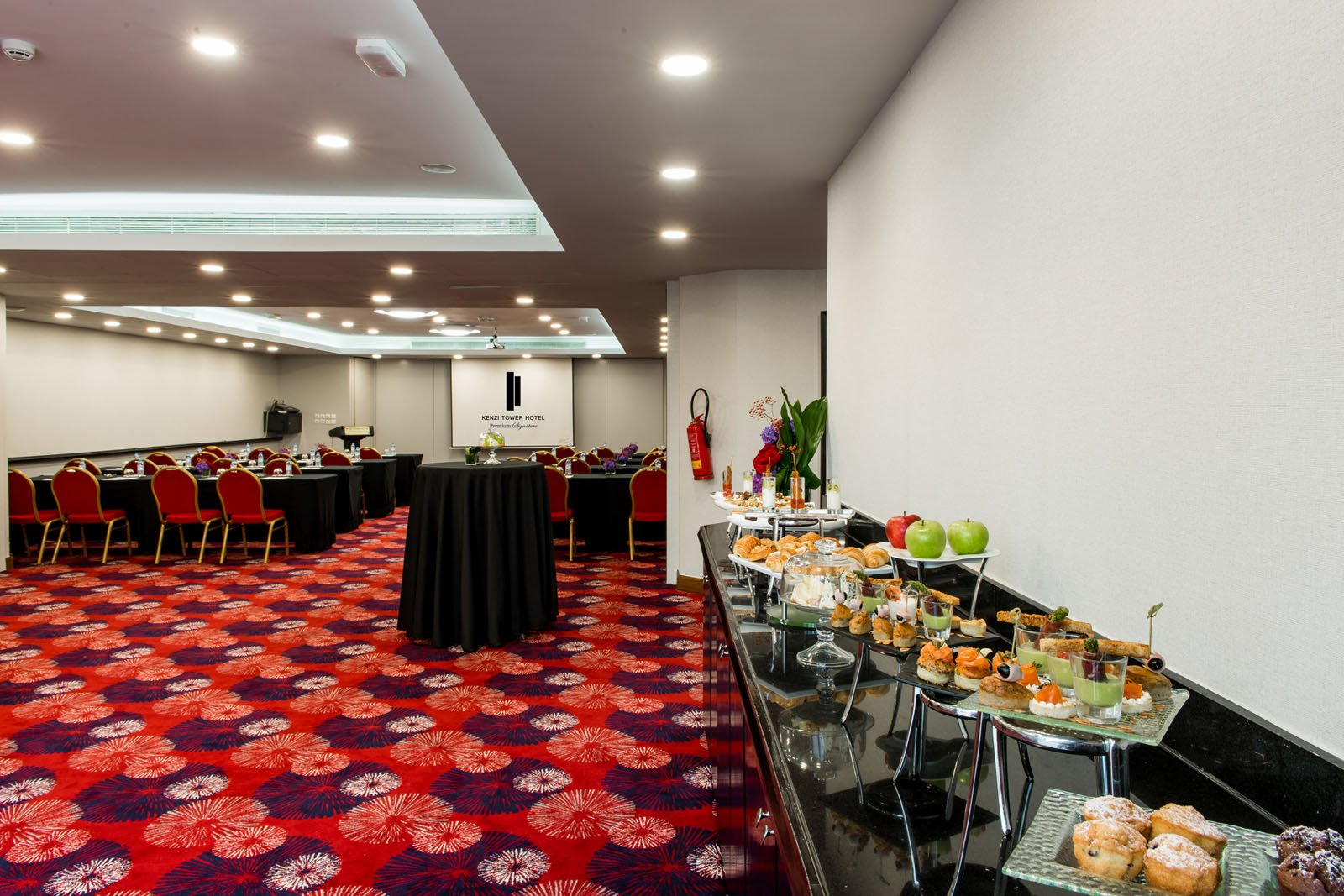 Meetings & Events at Kenzi Tower Hotel in central Casablanca, Mo