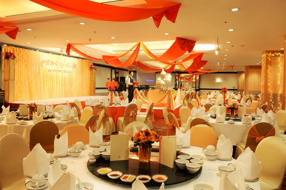 Rembrandt Hotel Bangkok Banquet Hall