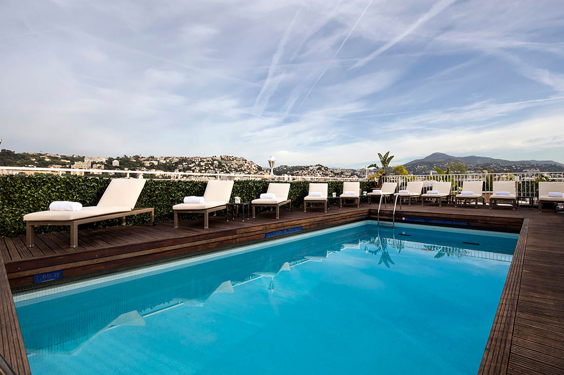 Spleandid Hotel and Spa Rooftop Pool