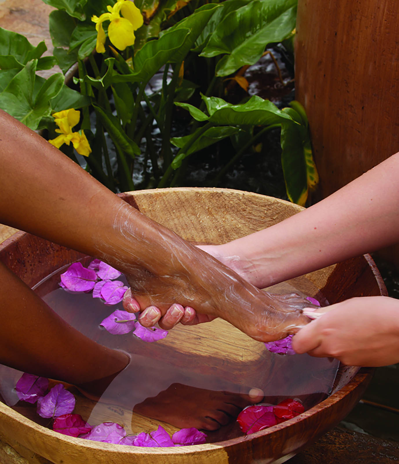 Spa Feet Massage at Kedar Heritage Lodge by Warwick