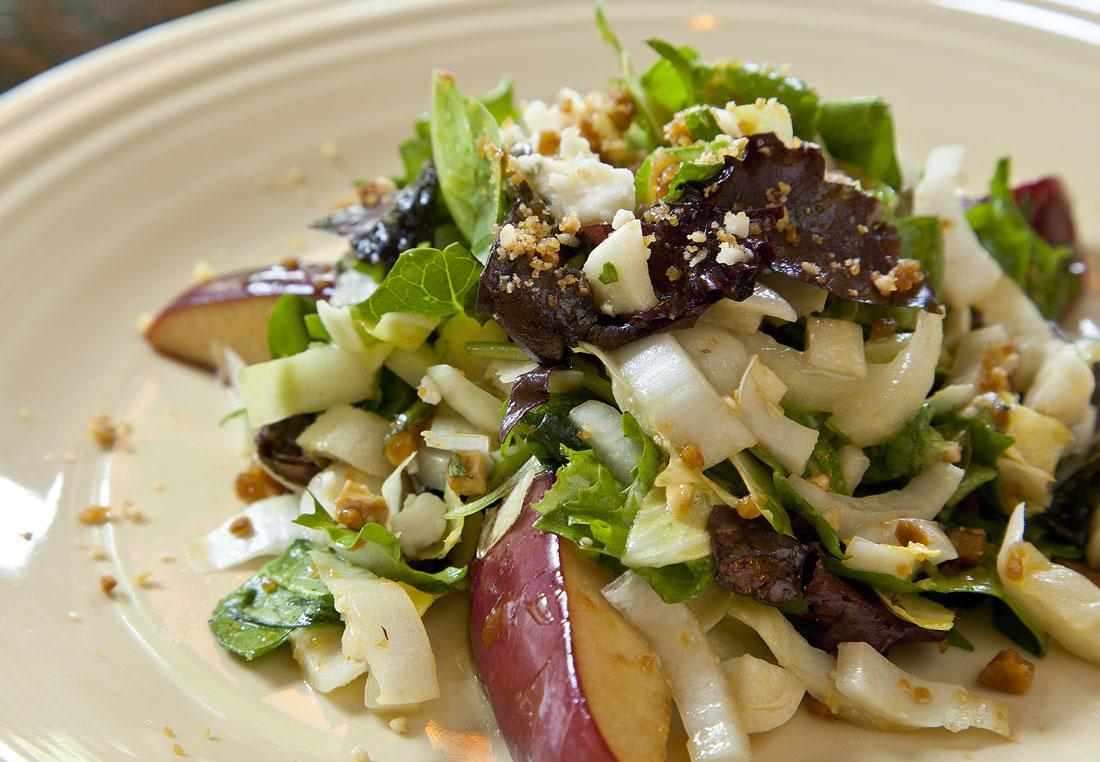 Salat at Margaux Restaurant in Seattle