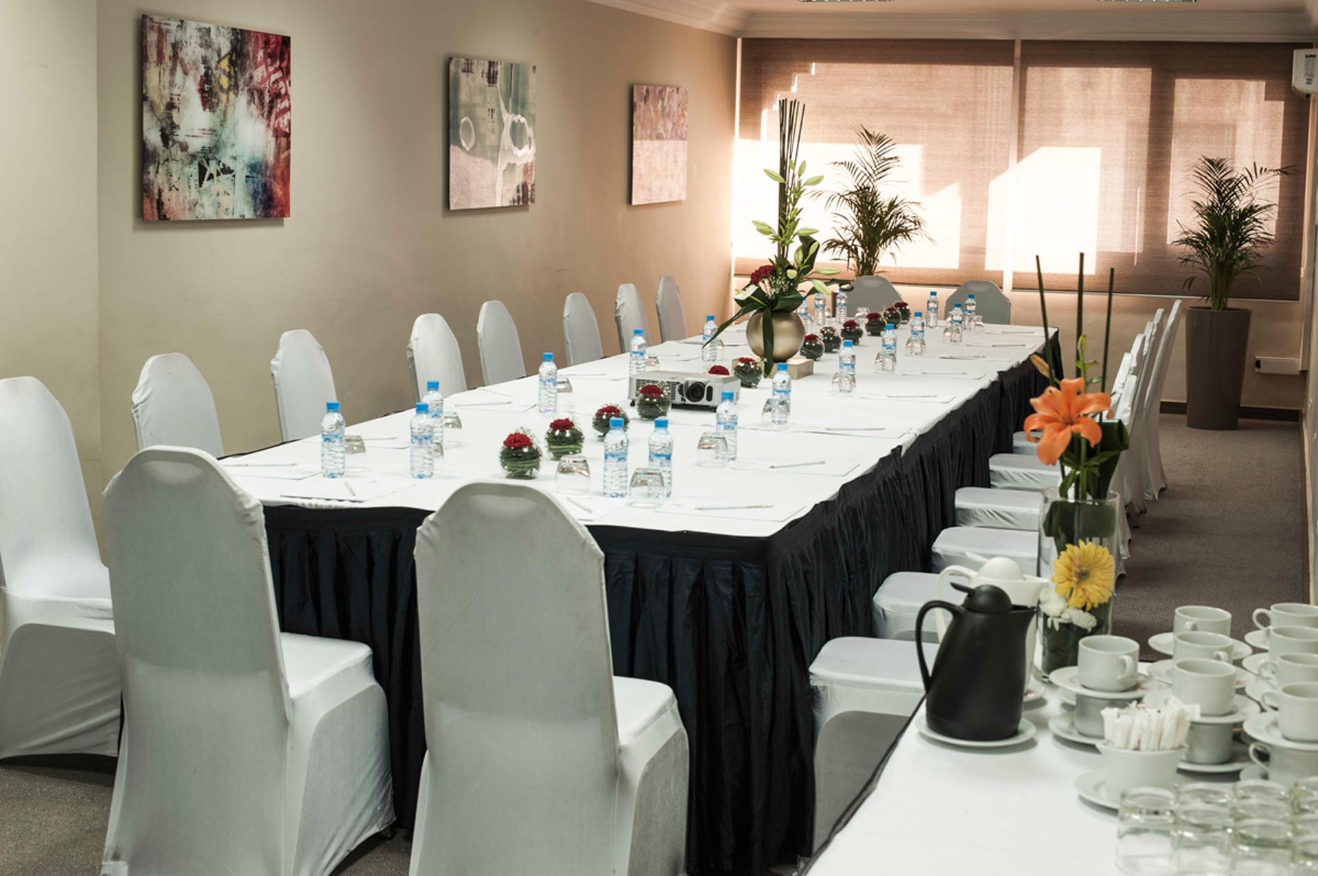 Incentive events at Kenzi Basma Hotel in Casablanca, Morocco