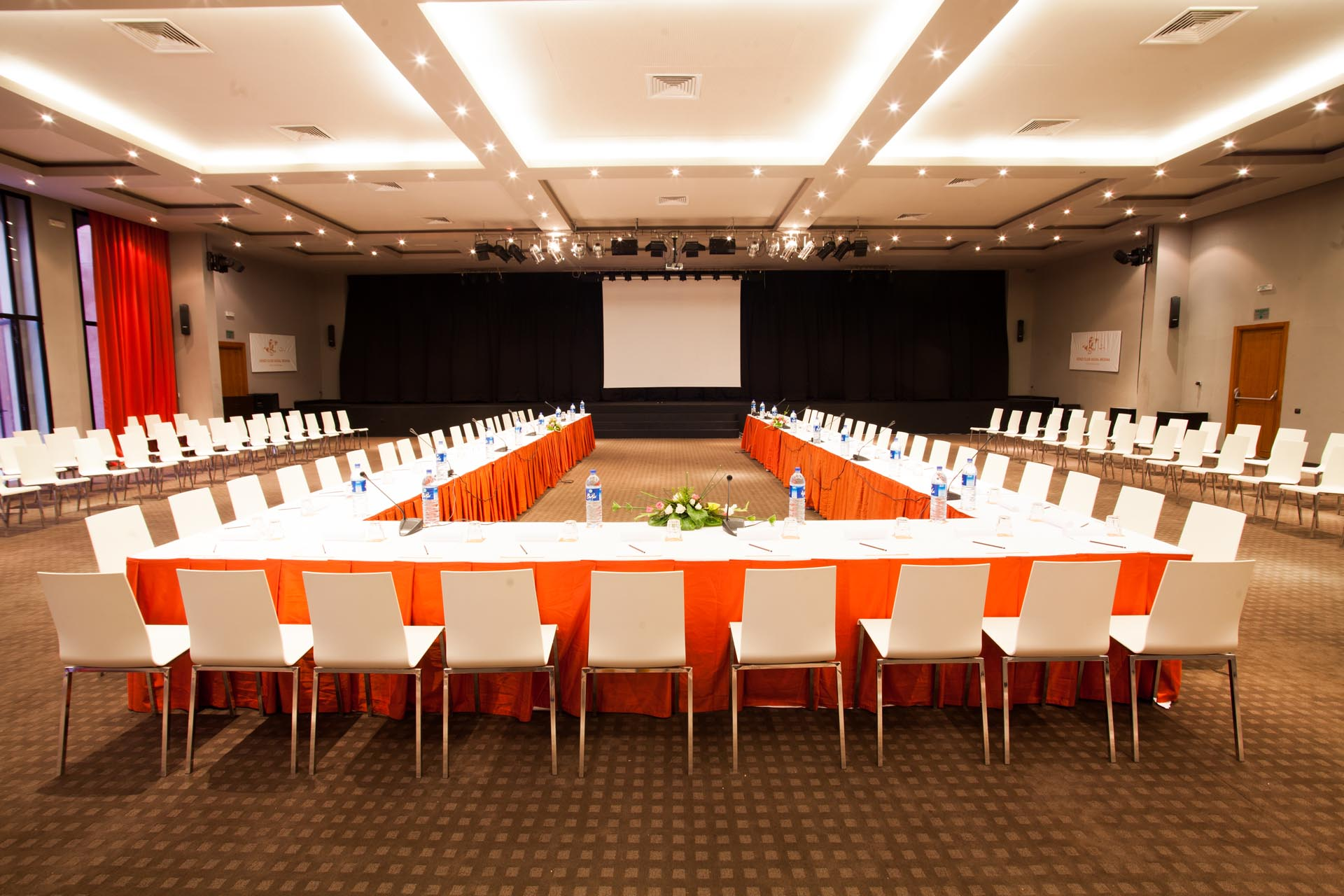Meetings & Events at Kenzi Club Agdal Medina Hotel in Marrakesh,