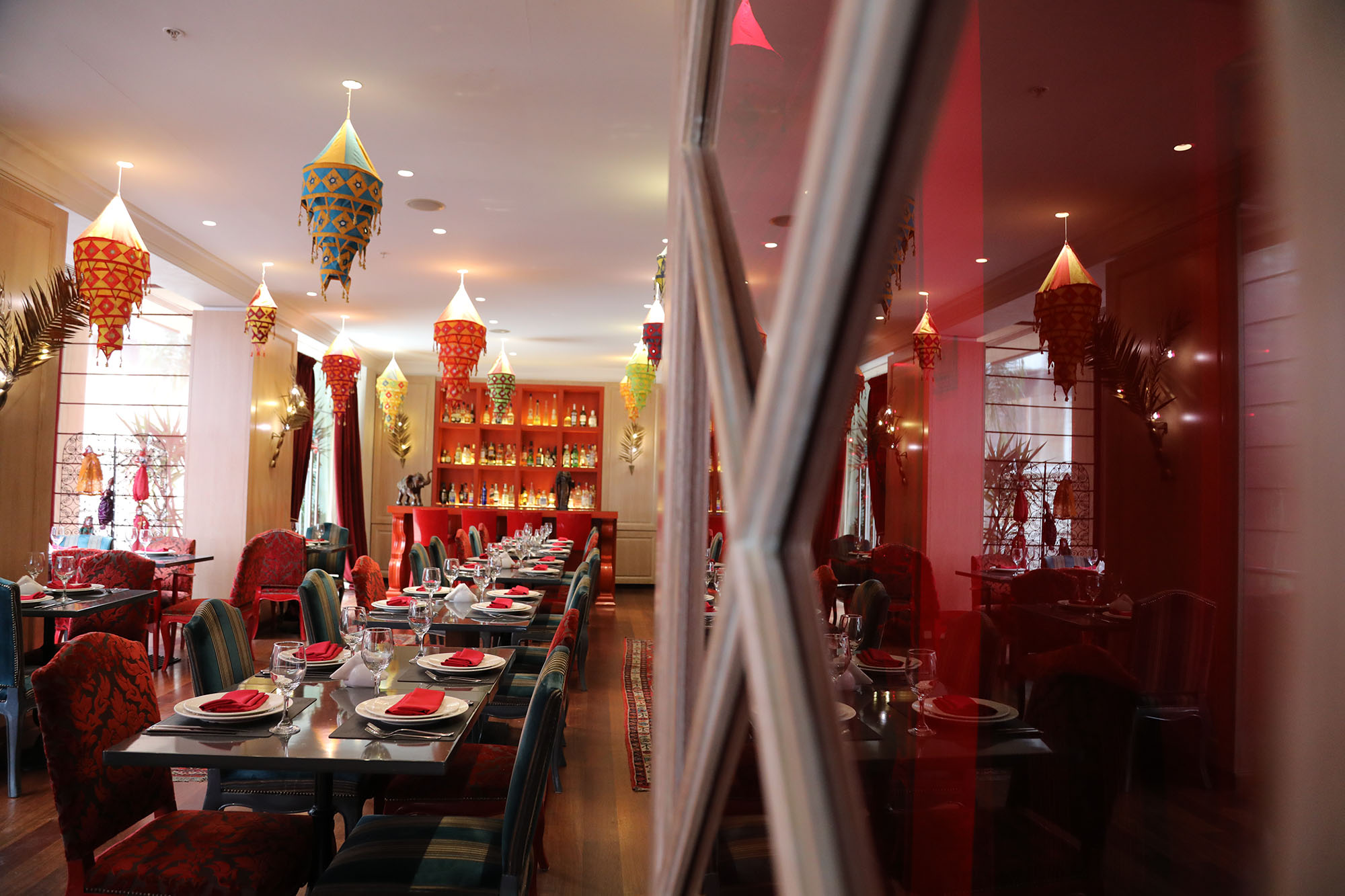 Al Hindi Restaurant at Warwick Palm Beach