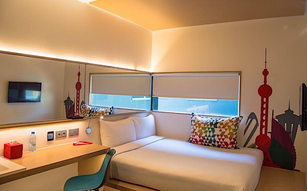Standard room at Yaas Hotel Almadies Dakar