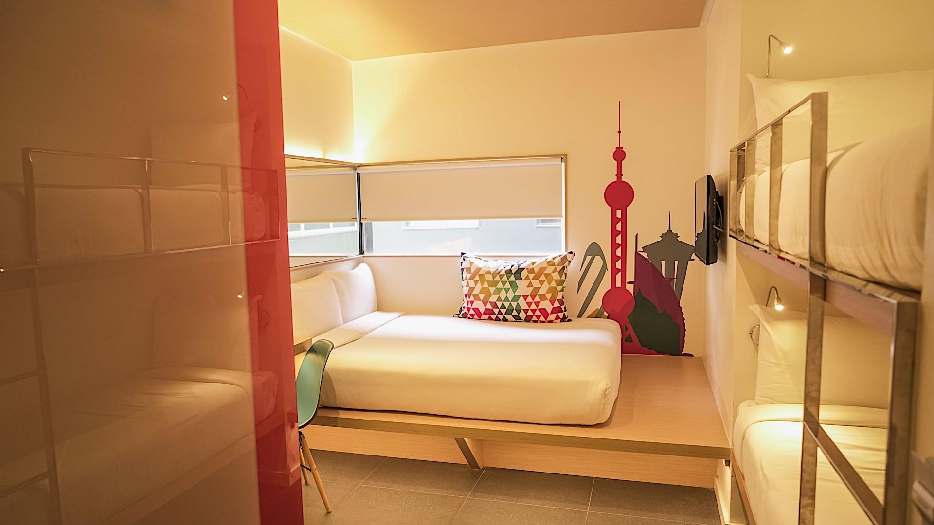 Family room at Yaas Hotel Almadies Dakar