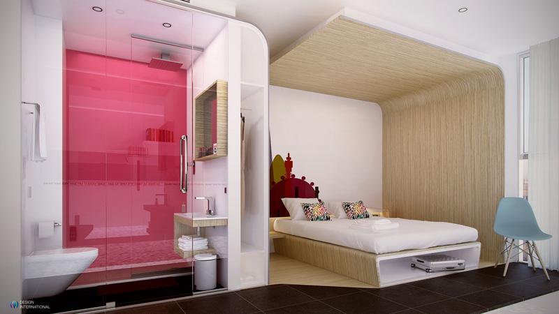 Room at Yaas Hotels