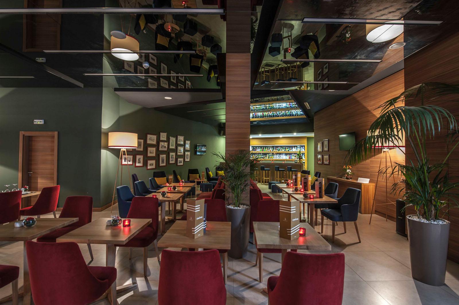 Torero Bar at Kenzi Basma Hotel in Casablanca, Morocco
